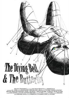 More On Monday The Diving Bell And The Butterfly By Jean Dominique Bauby by The Diving Bell And The Butterfly On Behance