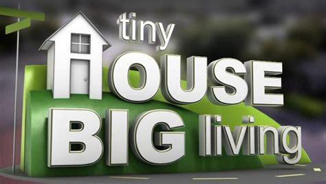 living big in a tiny house tiny house big living hgtv
