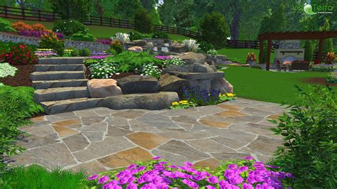 home and yard design software the right materials for hardscape design