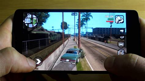 gta san andreas free for android phone gta san andreas nexus 5 gameplay max graphics