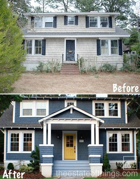 the 3 best home exterior features to update