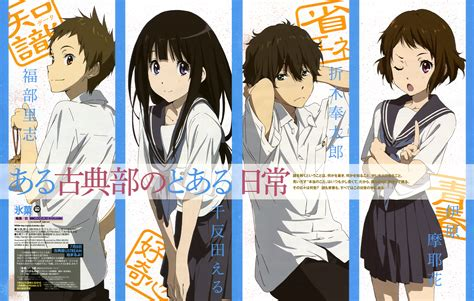 2 Anime Tv by Hyouka Anime Tv Anime Anime World