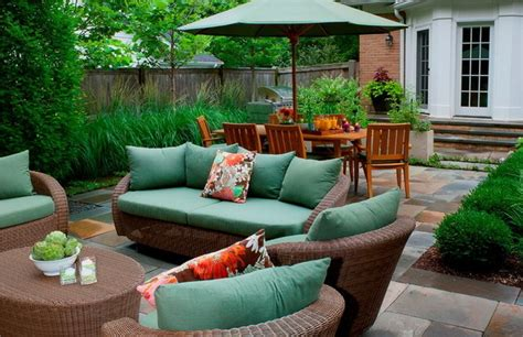 modern outdoor furniture for small spaces 9 modern outdoor patio furniture sets for small spaces
