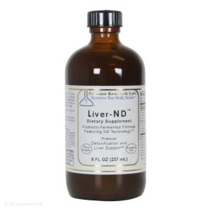 9 Probiotic Picks From A Detox Expert by Liver Nd Supplement 8 Fl Oz Premier Research Labs