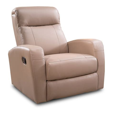 sillon reclinable y mecedora sillon reclinable beige con mecedora mod bryanmr16451