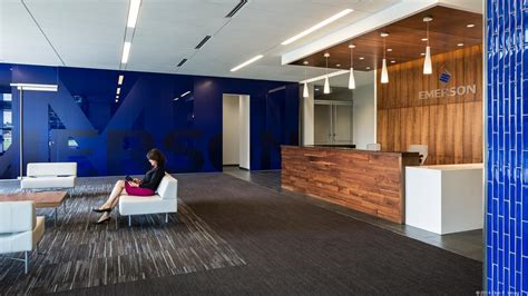 cool office spaces 34 pics cool offices open views and spaces at emerson automation