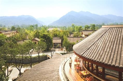 Complements Home Interiors by Tease Your Six Senses At Qing Cheng Mountain Resort