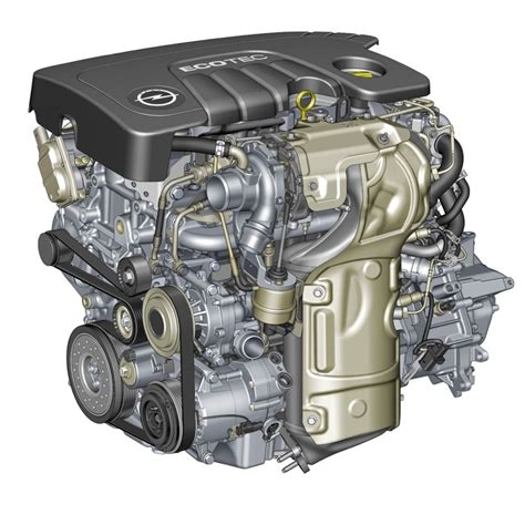 new opel gm 1 6 liter turbo diesel engine excels in all