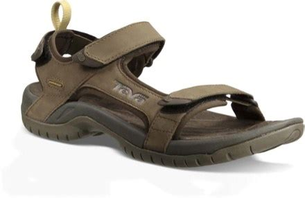 rei sandals mens teva tanza leather sandals s at rei