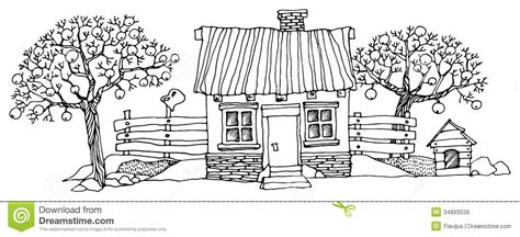drawing cartoon houses cartoon houses stock vector illustration of europe