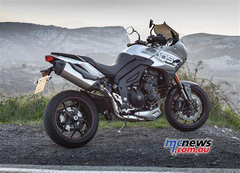 New Triumph Tiger Sport lands   MCNews.com.au