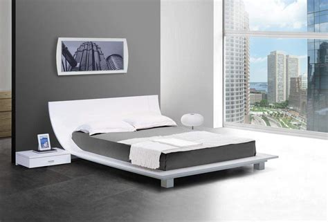 white contemporary bedroom sets decosee