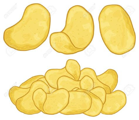 clip art clip art potato chips www pixshark com images