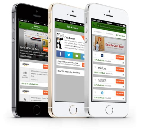 ebates app helps you save money on purchases