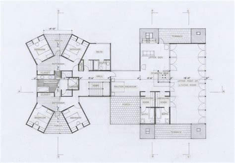 louis kahn floor plans design process