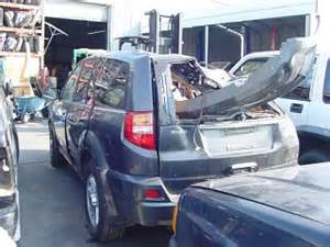 Isuzu Axiom Transmission 2002 Isuzu Axiom Parts Car