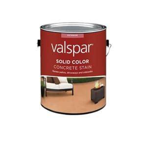 valspar concrete stain colors valspar solid color concrete stain review concrete