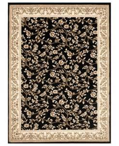Kenneth Mink Area Rugs Kenneth Mink Rugs Princeton Floral Black Rugs Macy S