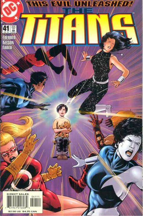 libro titans tp vol 1 titans vol 1 41 dc database fandom powered by wikia