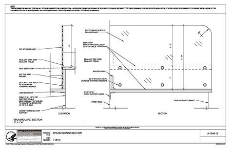 Floor Plan Generator Free by Nih Standard Cad Details
