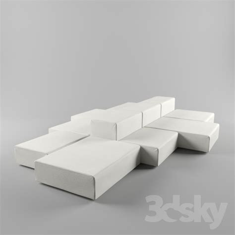 living divani wall 3d models sofa living divani wall