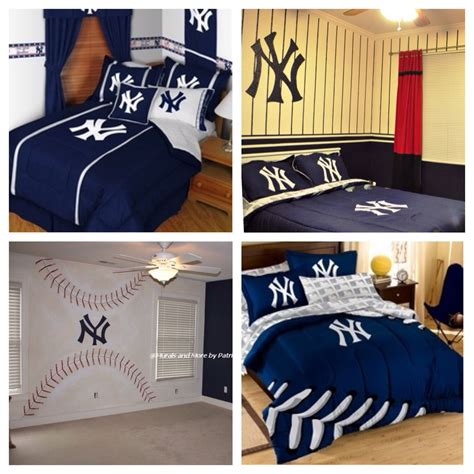 yankees bedroom new york yankees bedroom for boys decor ideas dem babies pinterest