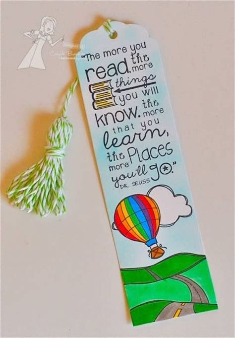 Handmade Bookmarks With Quotes - 152 best bookmarks images on book markers