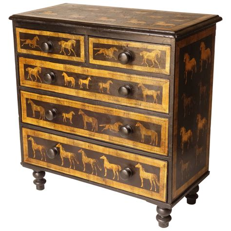 Decoupage Chest Of Drawers - decoupage chest of drawers at 1stdibs