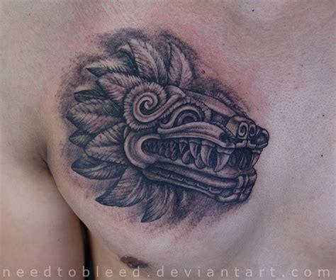 quetzalcoatl by benjamin otero by needtobleed on deviantart