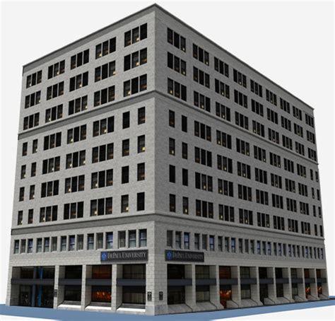 Depaul Mba Fees by Cdm Center Buildings Cus Maps Depaul
