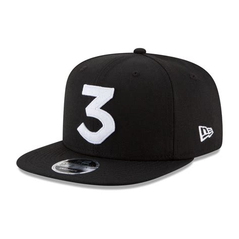 new era la chance 3 new era cap chance the rapper
