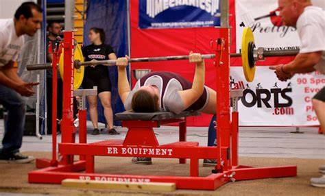 most bench press how to bench press safely and properly in powerlifting