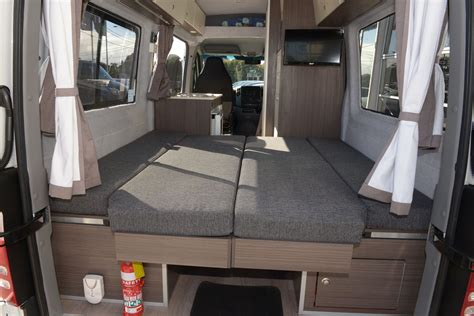 mercedes sprinter  transformed   motorhome tynan