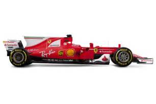 F1 Scuderia 2017 F1 Car Sf70h Scuderia Photos