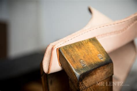 Diy Leather by How To Make A Leather Holster Mr Lentz Leather Goods