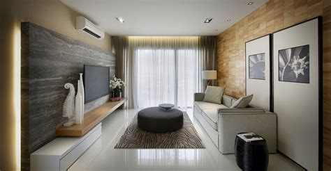 Interior Design For Living Room In Malaysia Marble Tiles Living Room Modern Townhouse In Kuala