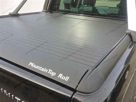 best covert toyota hilux roller shutter covers mountain top roll