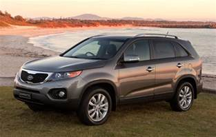 2011 Kia Sorento Recall 2011 Kia Sorento The Wheel