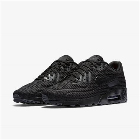 Nike Airmax 90 04 nike air max 90 ultra br black the sole supplier