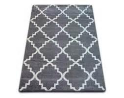 Grey Trellis Dywany Rozmiar 80x150 Cm Wyposażenie Wnętrz Homebook