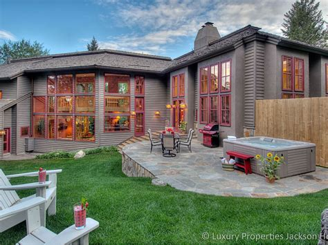 homeaway jackson hole luxury teton village home ski access cody vrbo