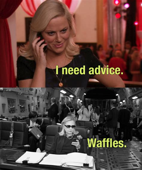 Leslie Knope Memes - blogging via typewriter notnadia how how how did any