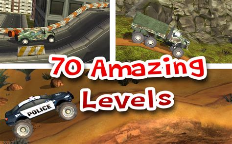 monster truck racing games free amazon com monster truck racing free game appstore for