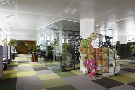 design house agency jwt amsterdam office by koudenburg elsinga karmatrendz