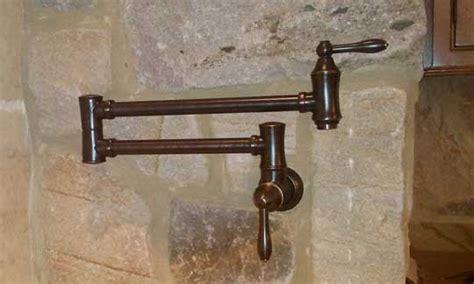 Delta Pot Filler Faucet by Installing A Delta Pot Filler Faucet Oconomowoc Plumbing