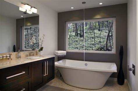 Under Kitchen Cabinet Tv Mount by Whole House Renovation Beechwood Modern Bathroom