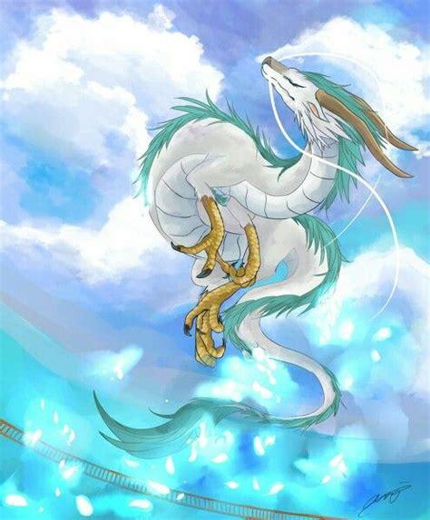 dragon haku ghibli art studio ghibli art studio ghibli