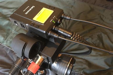 Saramonic Mixmic Shotgun Microphone With Adapter diyp reviews the saramonic mixmic powered xlr microphone
