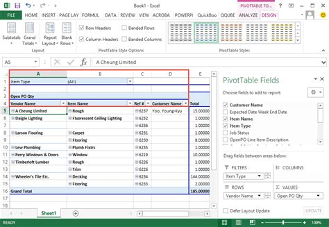 layout for report exle report layout clearify