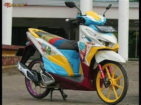 Karpet Motor Matic Honda Vario150 Esp Vario125 Esp Vario 150 Baru cara buka cover depan honda vario 125 pgm fi funnydog tv